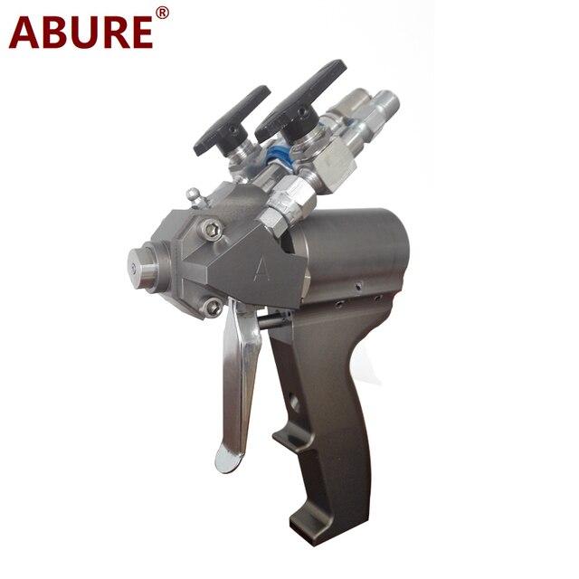 Polyurethane Spray Gun