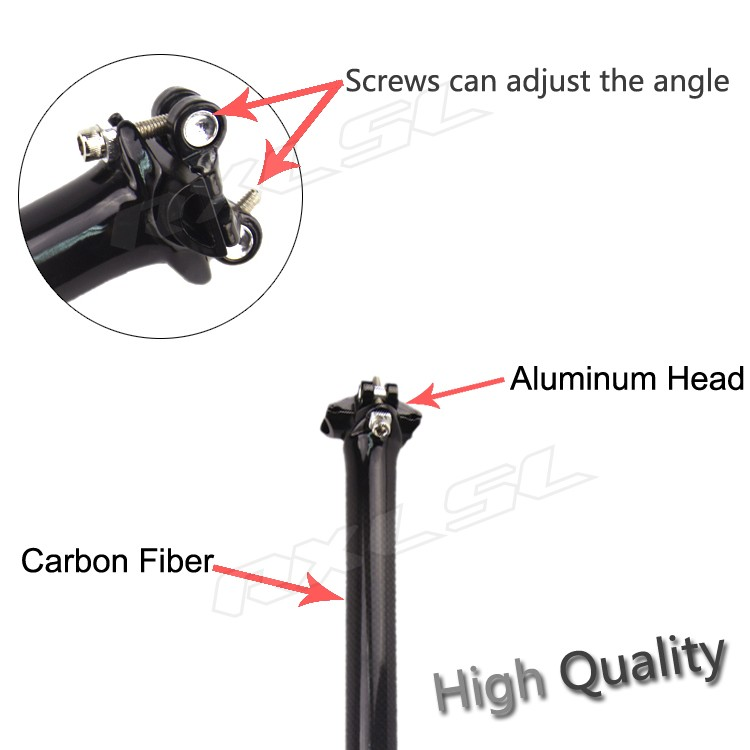 High Quality carbon seatpost 27.2