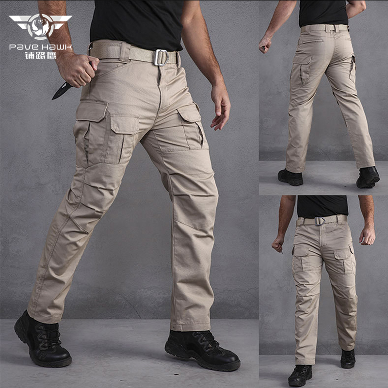 IX10 Trekking Waterproof Tactical Pants Men Cargo Outdoor Pants Work Military Sport Trek Hiking Hunting Fishing Trousers Women
