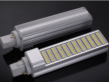 Free Shipping G24/E27 Dimmable 15W 60Leds LED Bulb High Power Energy Saving Lamp 85~265V