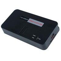 온라인 거실 스트림 게임 비디오 캡처, HDMI Ypbpr을 레코더 상자 박스 PS3 PS4 TV STB 의료 비디오 무료 배송