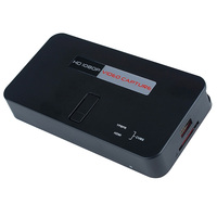 Online Living Stream Game Video Capture HDMI YPbPr Recorder Box For XBox PS3 PS4 TV STB