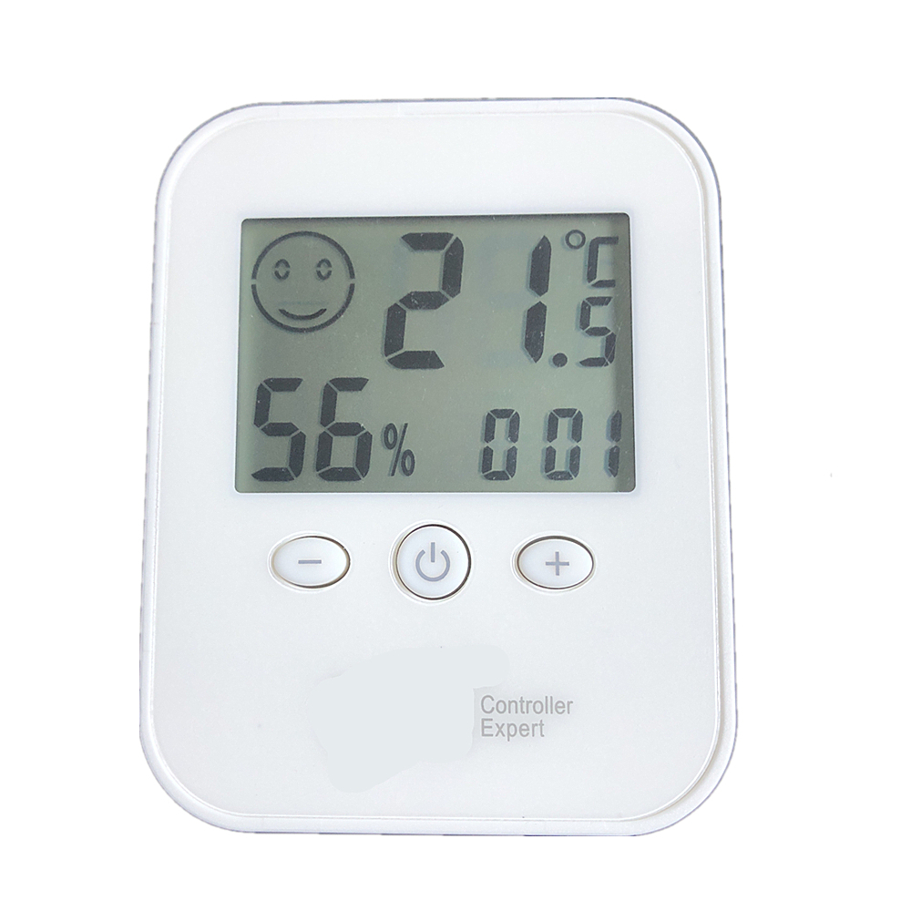 A/C controller Air Conditioner air conditioning UNIVERSAL remote control thermometer. Hygrometer. Wall-mounted . Desktop clock tv dvd air conditioner wall mount remote control holder wall mounted 52 5mm 22mm 2 07in 0 87in
