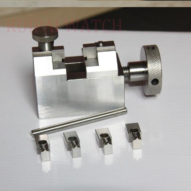 Rlx 시계에 대한 희년 스타일의 스테인레스 스틸 금속 시계 팔찌 링크 리무버 도구
