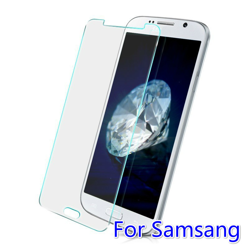 2.5D Premium Tempered Glass For Samsung Galaxy A3 A5 A7 A8 2016 9H Screen Protector For Samsung J3 J5 2015 J7 2017 Glass Film HD