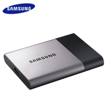 Samsung External SSD 3T 250GB 500GB 1T 2T External Solid State HD Hard Drive USB3.1/3.0/2.0 for Laptop Desktop PC Computer