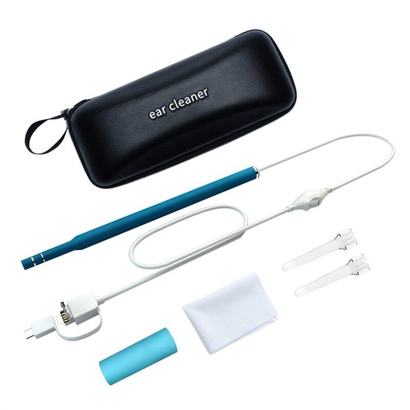 KERUI OTG Visivo di Pulizia Dell'orecchio Dell'endoscopio Strumento Diagnostico Ear Cleaner Android Macchina Fotografica Pick Orecchio