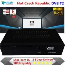 купить DVB-T2 Signal Receiver of TV Full HD DVB-T Digital Terrestrial receiver DVB T2 H.265/HEVC Tuner with RJ45 Support Dolby AC3 дешево