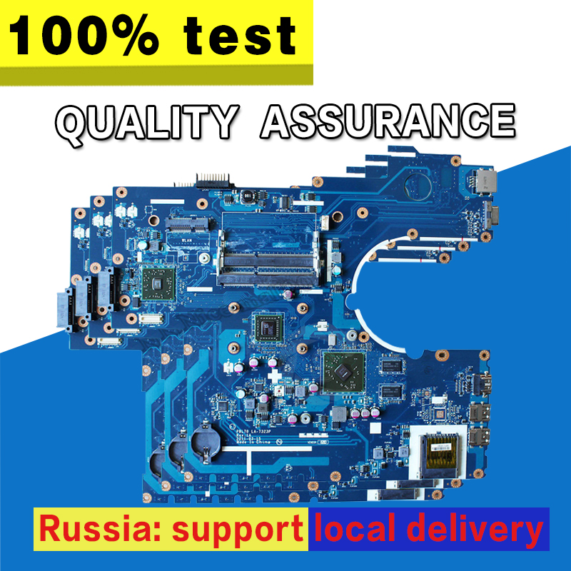 K73B Motherboard PBL70 LA-7323P For ASUS K73B X73BY X73BR K73BR K73BY K73BE Laptop motherboard K73B Mainboard K73B Motherboard pbl70 la 7323p rev 1a with cpu for asus laptop motherboard x73b k73b k73by k73br 4 pieces video memory ddr3 almost new s 6