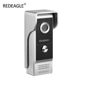 REDEAGLE Door-Phone-Unit for 4-Wire Video-Door Access-System-Parts Outdoor-Camera 700tvl-Color