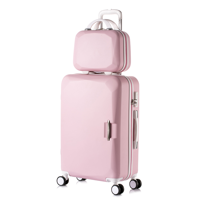 Popular Suitcase Set Pink-Buy Cheap Suitcase Set Pink lots from ...