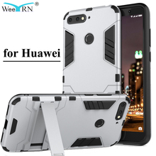 Anti-Shock 360 Full Protection Plastic Case Huawei Honor 10