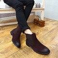Осень и зима тенденция высоких вершин, чтобы помочь мужчинам сапоги Мартин сапоги мужские Британский волна повседневная обувь сапоги ноги скраб