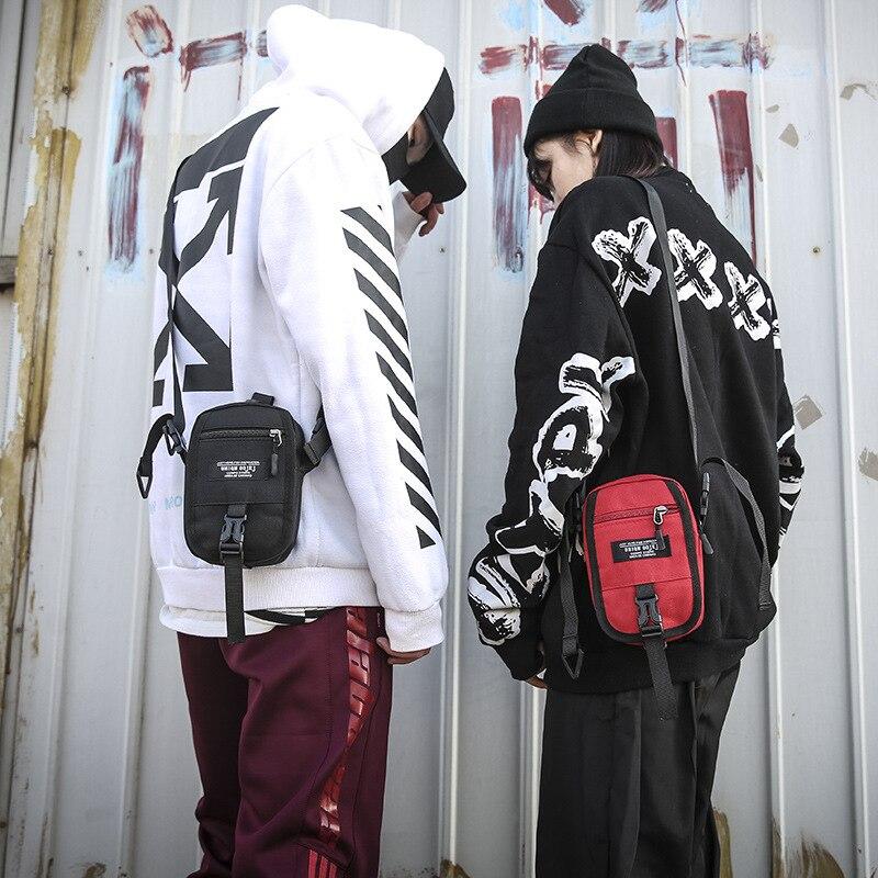 2019 Summer New Hot Fashion Cool Canvas Handbags for Women Female Casual Zipper Messenger Bags Shoulder Bags(China)