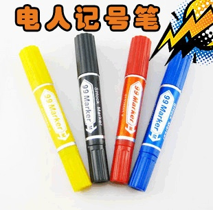 Electric marker pen toy toy shock toys