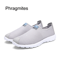 Phragmites Lightweigh Unisex Summer Breathable Mesh Men Shoes Casual Daily Shoes