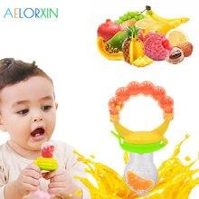 Новинка; силиконовая детская соска; соска для младенцев; соска для малышей; соска для кормления фруктов