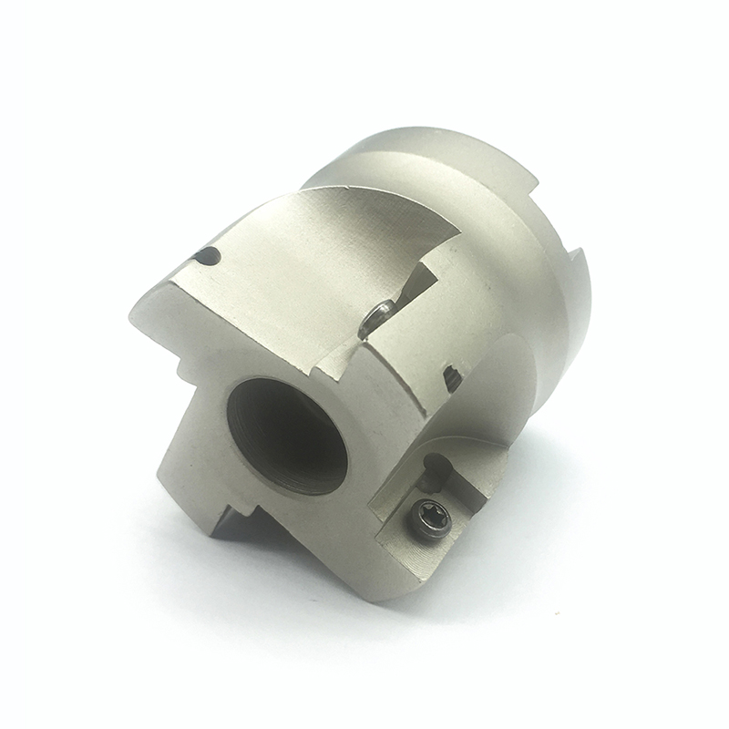 BAP400R 50-22-4T Milling holder carbide Insert Face Mill Shoulder Cutter For Milling cutter Machine