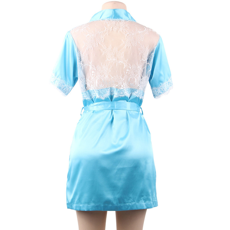 r80555 sexy robe night