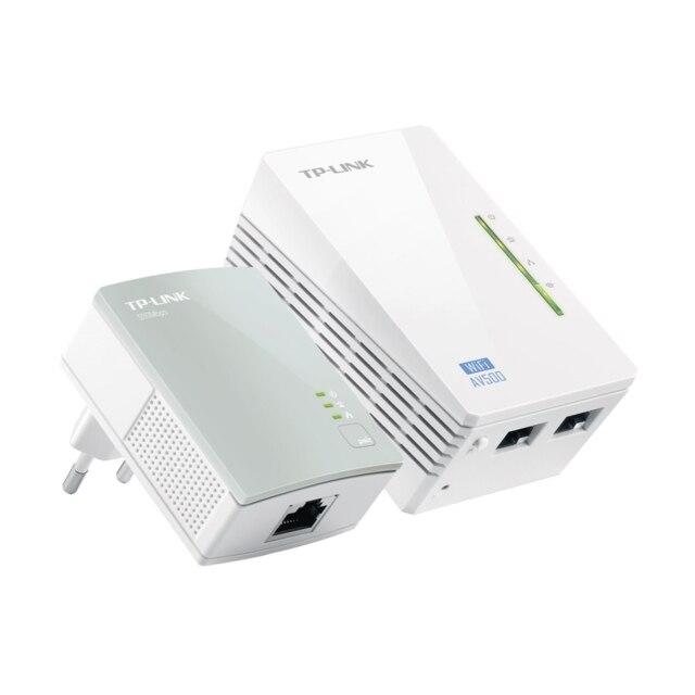 TP-LINK TL-WPA4220KIT, 300 Mbit/s, IEEE 802.11b,IEEE 802.11g,IEEE 802.11nTP-LINK TL-WPA4220KIT, 300 Mbit/s, IEEE 802.11b,IEEE 802.11g,IEEE 802.11n