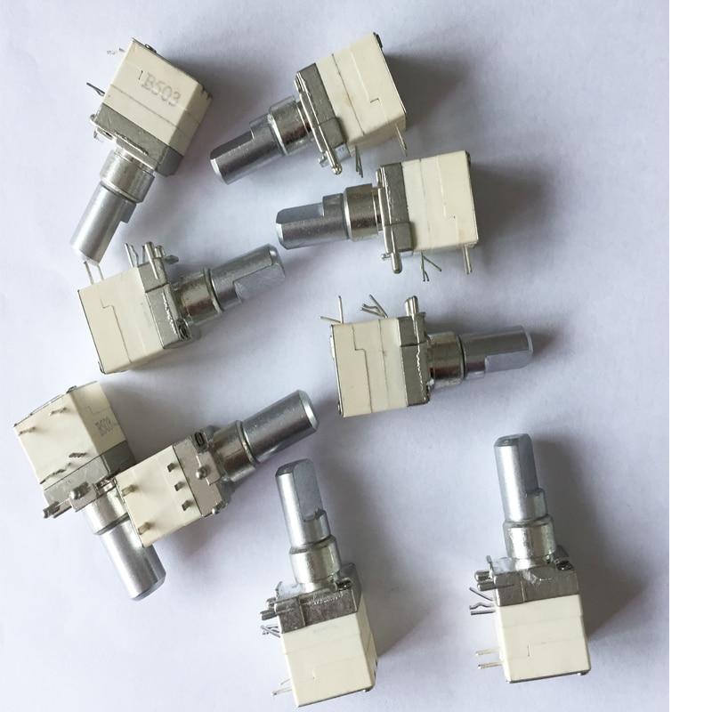 bilder für 10X Stromschalter Volumen für Motorola GP328, GP340 CP040