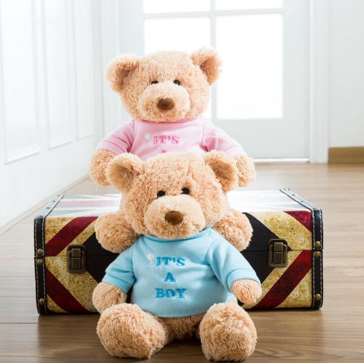 juguete tienda vestido de oso de peluche mueca de la felpa juguetes para nios genuino peluche