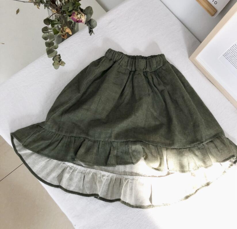 Neue Korea Stil 2019 Baumwolle Beweglichen Auszusetzen Röcke Für Mädchen Baby Freies Verschiffen Gute Begleiter FüR Kinder Sowie Erwachsene Baby Kinder Nette Röcke Großhandel 5 Teile/los