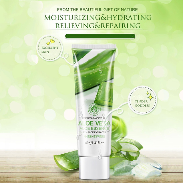 aloe vera gel face moisturizer anti wrinkle cream acne scar skin whitening skin care sunscreen acne treatment cosmetics bioaqua 5