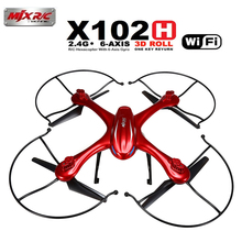 MJX X102H RC font b Drone b font With 14MP 1080P Full HD WiFi Camera FPV
