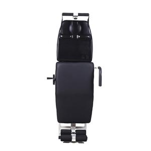 Image 3 - Облегчение боли в спине с поясничным трактором, растяжка шеи, поясничное тяговое устройство для поддержки позвоночника, бандаж, Корректор ног