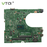 For DELL Inspiron 15 3558 Laptop Motherboard CN 0MNGP8 SR245 I3 5015u 100% tested intact