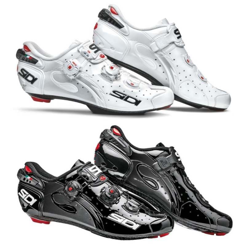 Sidi Wire 2017 Road Lock shoes Shoes Vent Carbon Road Shoes cycling shoes bicycle shoes white
