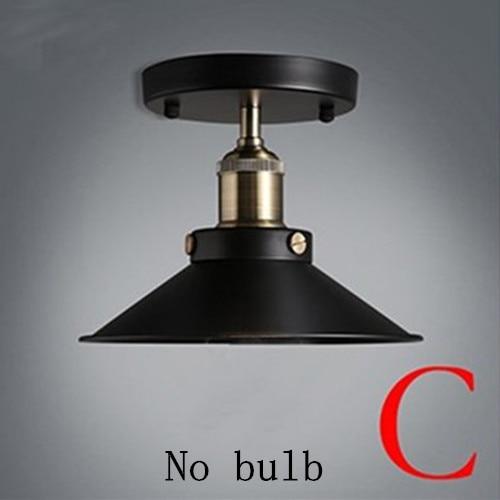 C style No bulb