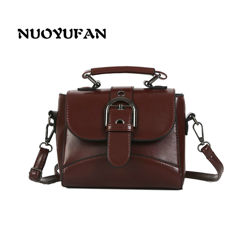 NUOYUFAN women bag 2018 South Korea's super-fire on the new fashion girl small satchel wild retro handbag casual shoulder bag 1