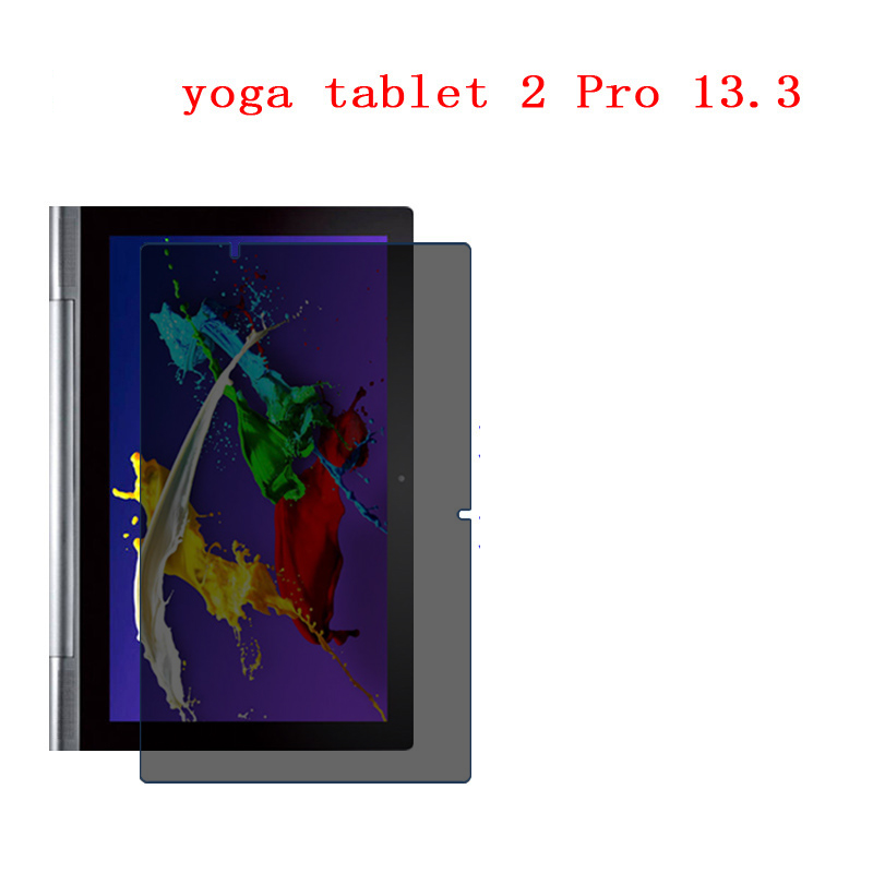 For Lenovo yoga tablet 2Pro 13.3inch Screen Privacy Screen Protector Privacy Anti Blu ray Effective Protection of Vision