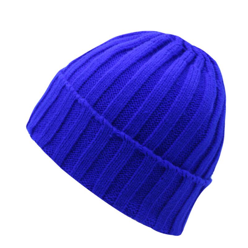 قبعة صوف رجالي دافئة 9