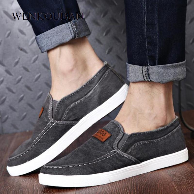 light Sur Appartements Sneakers Conduite deep Masculino Adulto Chaussures Casual D'été Black Sneakers Hommes Mocassins Glissement Blue Adulte Homme Men Men gray Tenis Toile w0fTqYq