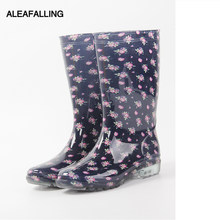 High For Boots De Baratos Women Heel Rain Compra Lotes w0OPk8n
