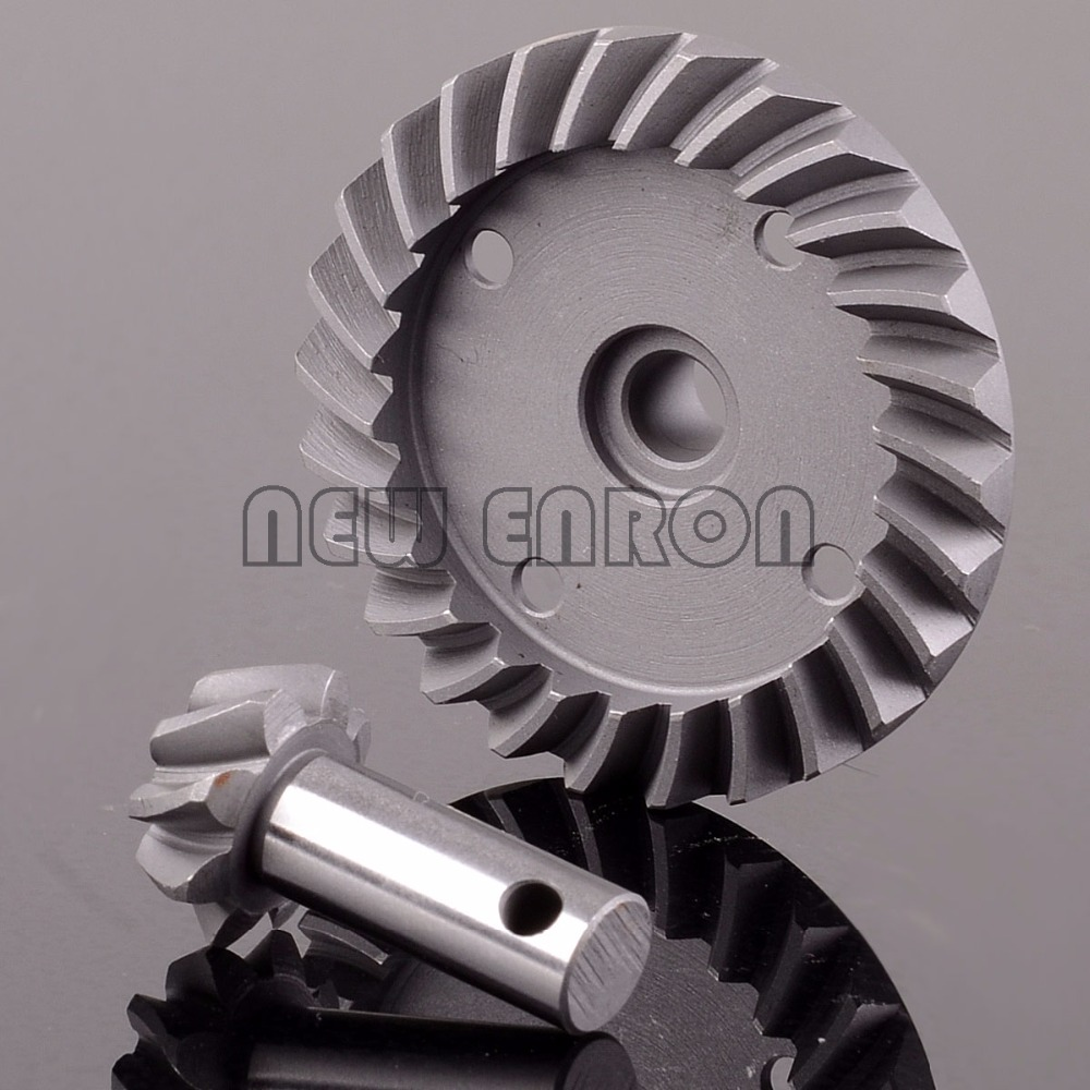 NEW ENRON Steel Diff Ring Pinion Gear SAX268T HSF299X 8 26T HPI Savage Flux HPI Nitro
