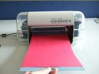 Mejor Mini cortador de vinilo Cutok DC240 PU PVC tamaño A4 Mini Plotter de corte portátil de