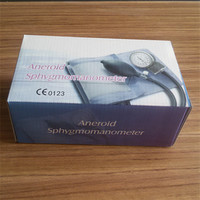 Aneriod sphygmomanometer upper arm blood pressure meter