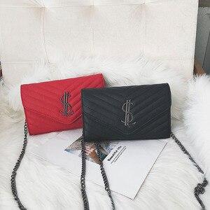 Image 3 - Luxury Handbags Women Bags Designer Shoulder Vintage Velvet Chain Evening Clutch Bag Messenger Crossbody Bags Borse da donna