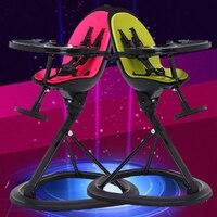 Vrigin mary детский обеденный стул Модный складной качественный детский обеденный стул обеденный стол функциональный стул