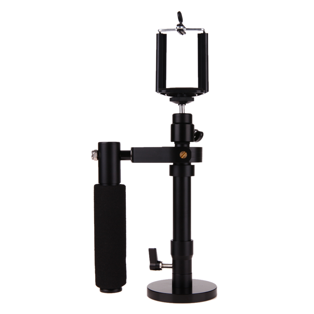 Réglable De Poche Vidéo Tir Stabilisateur Steadycam Steadicam pour SJCAM Gopro DSLR Caméras pour l'iphone Samsung Smartphone