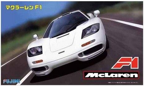 1/24 Assembling Car Model Mclaren McLaren F1 12573 mz mclaren p1 27051