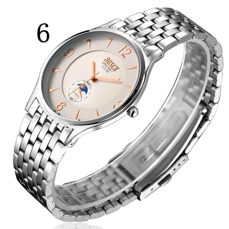 2019 new mens watch waterproof multi-function ultra-thin fashion trend wat2019 new mens watch waterproof multi-function ultra-thin fashion trend wat