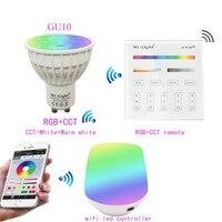 Mi Light 4W RGB CCT Led Bulb Spotlight With 16Million Colors 2 4G WIFI Ibox Led