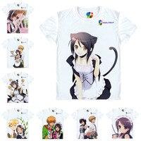 Coolprint Japanese Anime Shirt Maid Sama T Shirts Multi Style Short Sleeve Ayuzawa Misaki Usui Takumi