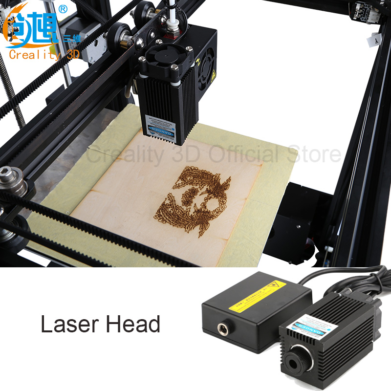 creality 3d ender 4 auto nivellierung laser core xy 3d drucker v slot rahmen 3d drucker kit filament a berwachung alarm potection in neue