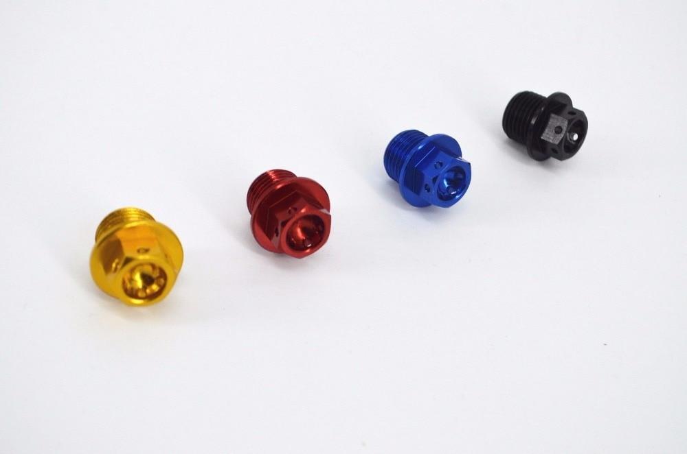 Magnetic Oil Drain Sump Plug M14 x 1.25 For SUZUKI GSXR 600 750 1000 magnetic oil drain sump plug m14 x 1 25 for suzuki gsxr 600 750 1000